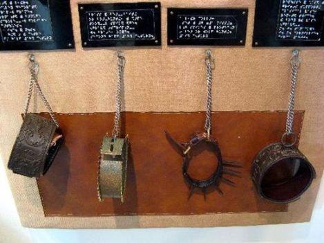 Museum of Dog Collars, UK